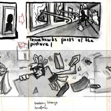 Storyboard Sequence Not Made